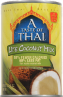 A Taste of Thai Lite Coconut Milk