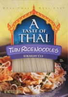 A Taste of Thai Extra Thin Noodles