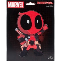 Wrights Marvel Comics Iron-On Applique-Deadpool Animate - 1
