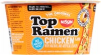 Nissin Top Ramen Chicken Flavor Bowl