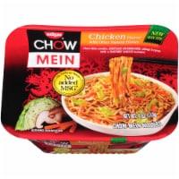 Nissin Chow Mein Chicken Flavor Noodles