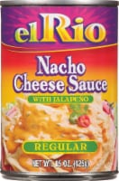 El Rio Regular Nacho Cheese Sauce