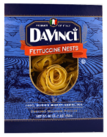 Da Vinci Fettuccine Nests