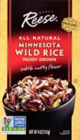 Reese All Natural Paddy Grown Minnesota Wild Rice