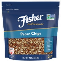 Fisher Chef's Naturals Pecan Chips