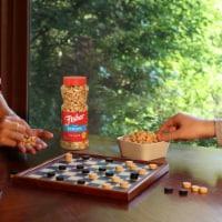 Fisher Dry Roasted Sea Salt Peanuts