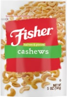 Fisher Cashew Halves & Pieces