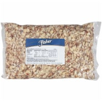Fisher Natural Sliced Almond - Nut, 5 Pound -- 1 each.