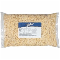 Fisher Blanched Sliced Almond Nut - Bulk, 5 Pound -- 1 each.
