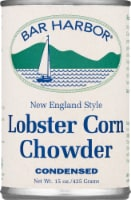 Bar Harbor New England Style Corn Chowder Lobster