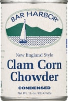 Bar Harbor Clam Corn Chowder