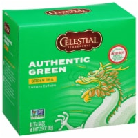 Celestial Seasonings Authentic Green Tea Tea Bags