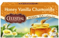 Celestial Seasonings  Honey Vanilla Chamomile Herbal Tea Bags