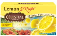 Celestial Seasonings Lemon Zinger Herbal Tea Bags