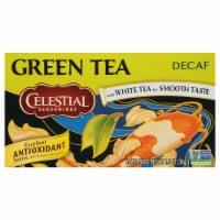 Celestial Seasonings Decaf Green Tea Bags 20 Count