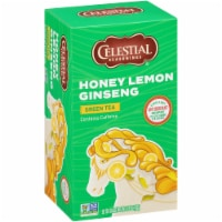 Celestial Seasonings Honey Lemon Ginseng Green Tea Bags