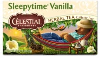 Celestial Seasonings Sleepytime Vanilla Herbal Tea Bags