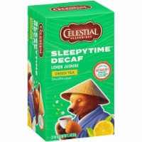 Celestial Seasonings Lemon Jasmine Sleepytime Tea Bags