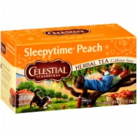 Celestial Seasonings Sleepytime Peach Herbal Tea Bags