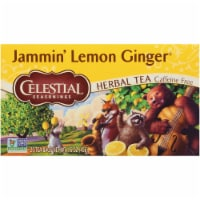 Celestial Seasonings Jammin' Lemon Ginger Tea
