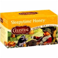 Celestial Seasonings Sleepytime Honey Herbal Tea Bags