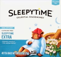 Celestial Seasonings Sleepytime Extra Herbal Wellness Tea Bags