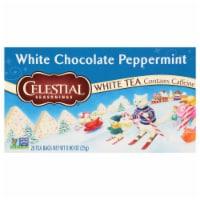 Celestial Seasonings® White Chocolate Peppermint White Tea - 20 ct