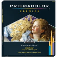 Prismacolor Premier Verithin Colored Pencils 24/Pkg- - 1