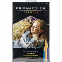 Prismacolor Premier Verithin Colored Pencils 36/Pkg- - 1