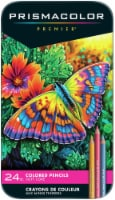 Prismacolor Pencil,Prismacolor,24/Set 3597THT