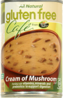 Health Valley Gluten Free Cafe Cream of Mushroom Soup