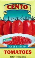 Cento Chef's Diced Tomatoes - 17.6 oz