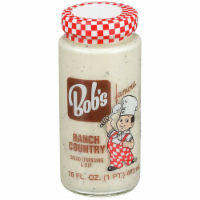 Bob's Ranch Country Salad Dressing and Dip