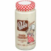 Bob's Famous Ranch Country Salad Dressing & Dip - 16 fl oz