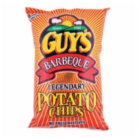 Guy's Barbecue Legendary Potato Chips - 10 oz
