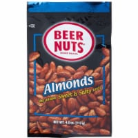 Beer Nuts Almond, 4 Ounce - 12 per pack -- 48 packs per case.