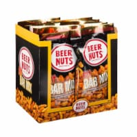 Beer Nuts Hot Bar Mix, 3.25 Ounce Value Pack -- 48 per case.