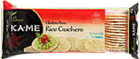 Ka-Me Wasabi Rice Crunch Crackers - 3.5 OZ