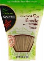 KA-ME Organic Brown Rice Noodles - Vermicelli - 8.8 oz