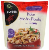Ka-Me Udon Stir-Fry Noodles