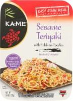 KA-ME Sesame Teriyaki wth Hokkien Noodles Meal Kit