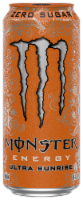Monster Ultra Sunrise Energy Drink