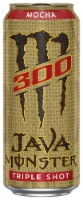 Java Monster M300 Triple Shot Energy Drink