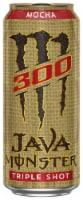 Java Monster M300 Triple Shot Coffee Energy Drink - 15 fl oz