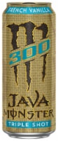 Java Monster 300 Triple Shot French Vanilla Ready to Drink Coffee