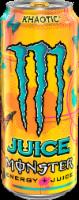 Monster® Juice Khaotic Energy Drink - 16 fl oz