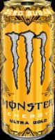 Monster Ultra Gold Energy Drink - 16 fl oz