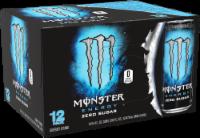 Monster Zero Sugar Energy Drink