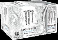Monster Zero Ultra Energy Drink