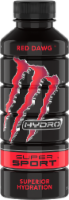 Monster Hydro Super Sport Red Dawg Enhanced Water